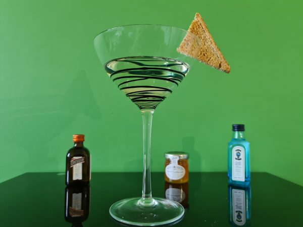 Breakfast Martini Hero shot scaled