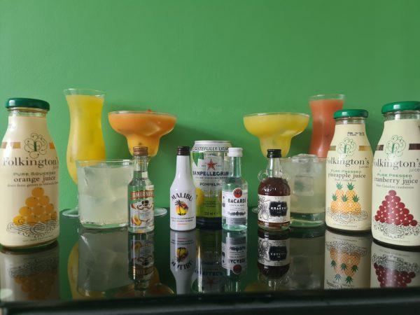 Desert Island Drinks